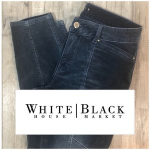 White House Black Market Ankle Skinny Jeans Short